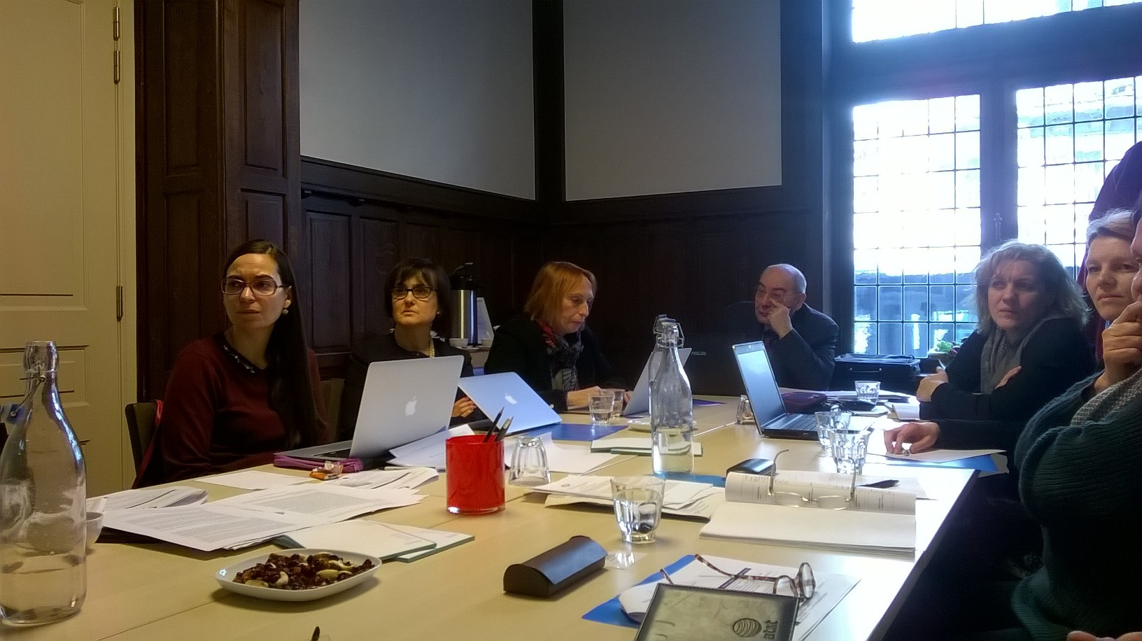 Ad hoc meeting foto 1 11.03.2016 2 Brussels Meeting Pro Copy