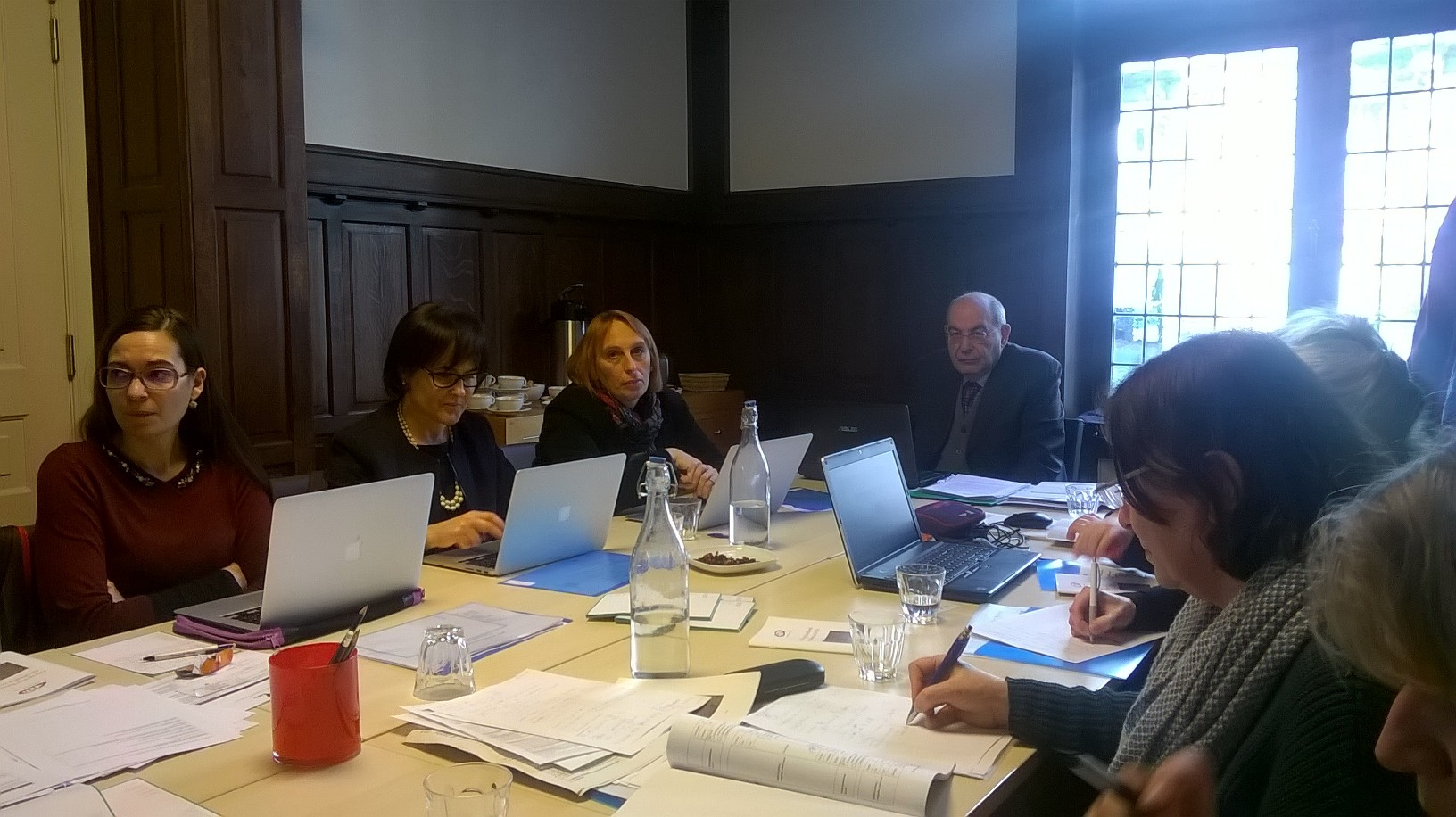 Ad hoc meeting foto 2 11.03.2016 5 Brussels Meeting Pro Copy